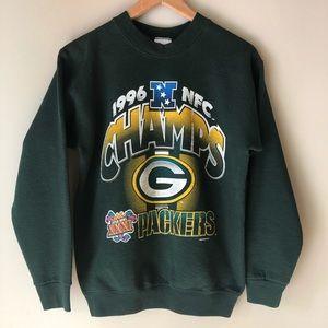 Vintage Geenbay Packers crew